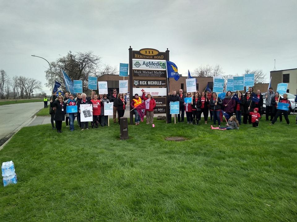 Chatham Rally April 2019