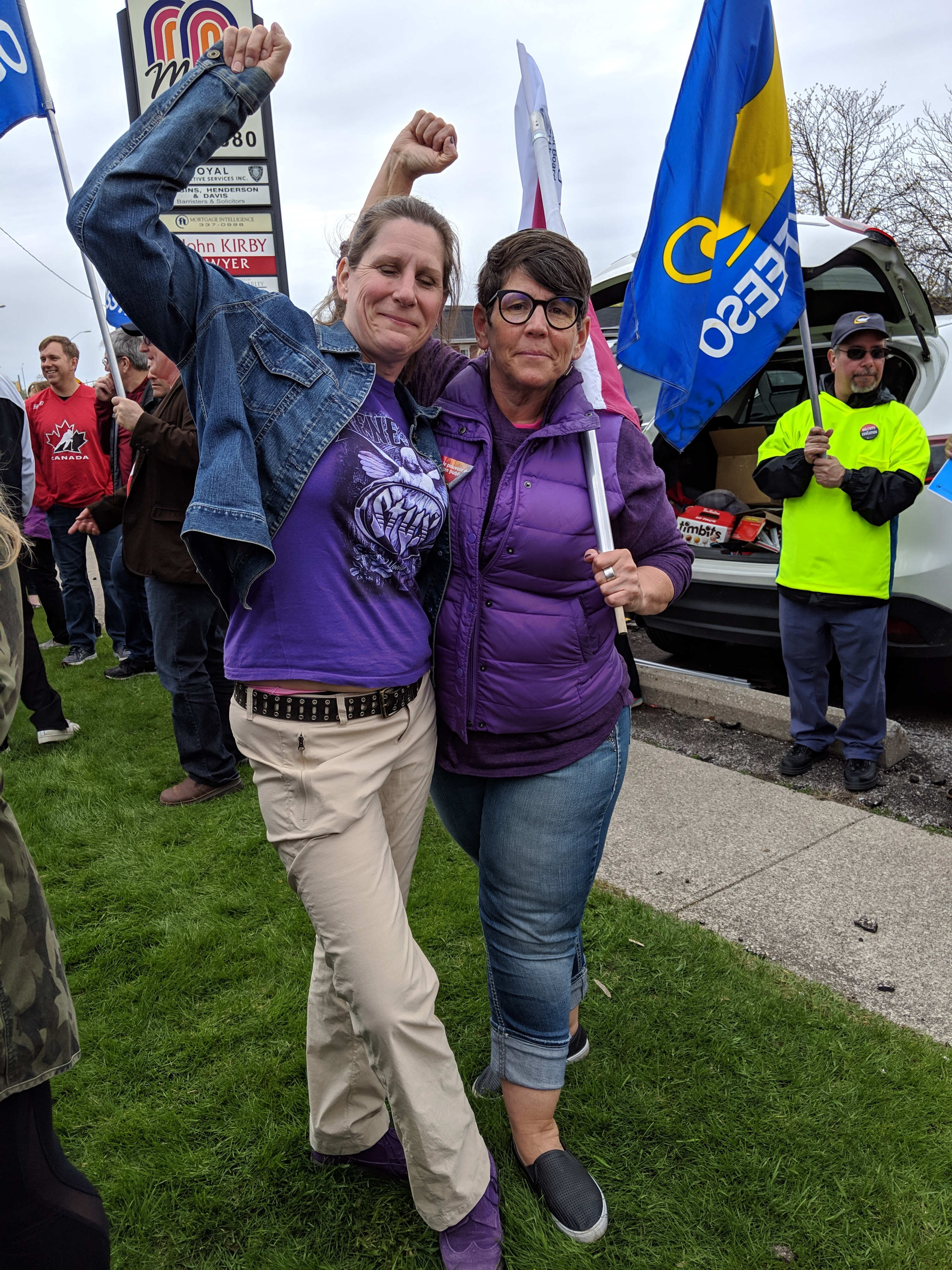 Sarnia Rally April 2019