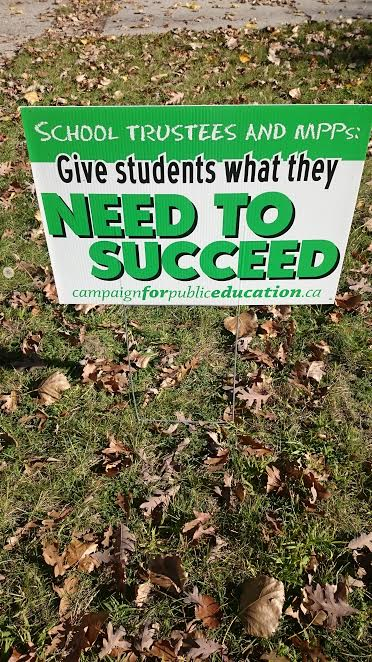 fundschoolsigns